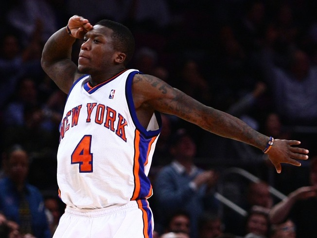 Nate Robinson Cited for Public Urination Near NYC