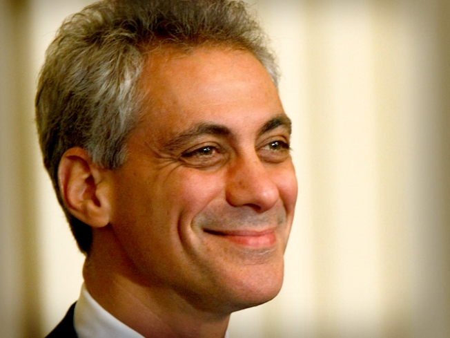 Where The Heck's Rahm Gone?