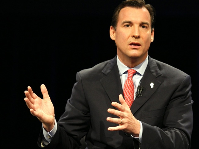Suozzi Takes Job With Cablevision