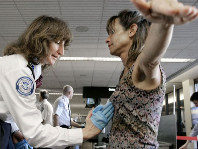 TSA Workers Face Verbal Abuse From Travelers