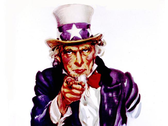 Uncle Sam $407 Billion in the Hole