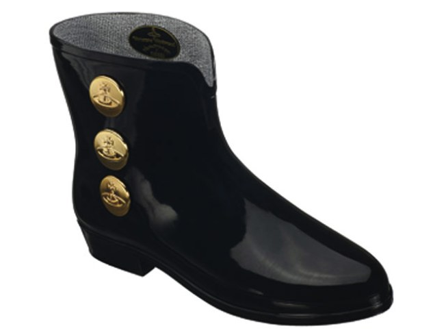 Button Booties from Vivienne Westwood x Melissa