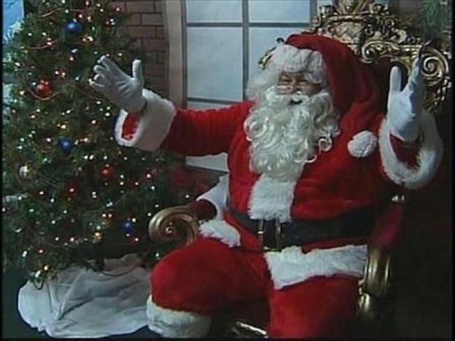 Retired Cop Who Plays Santa Needs New Kidney