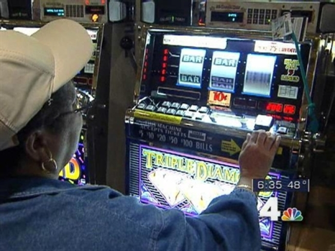 Lawmakers Hope to Hit the Jackpot