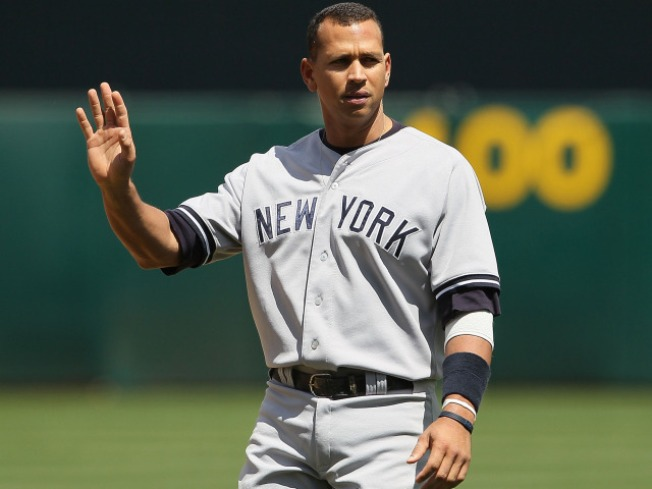 Alex Rodriguez Runs Afoul of Baseball's Unwritten Rules