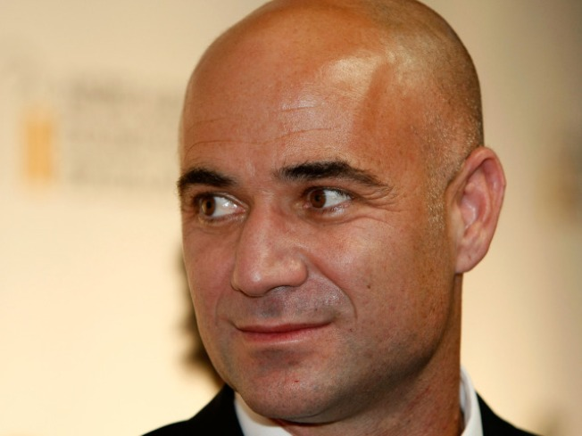 "Andre Agassi Pleads for Compassion on ""60 Minutes"""