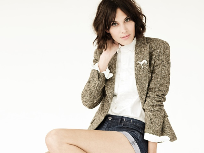 Alexa Chung to Launch Second Collection for Madewell