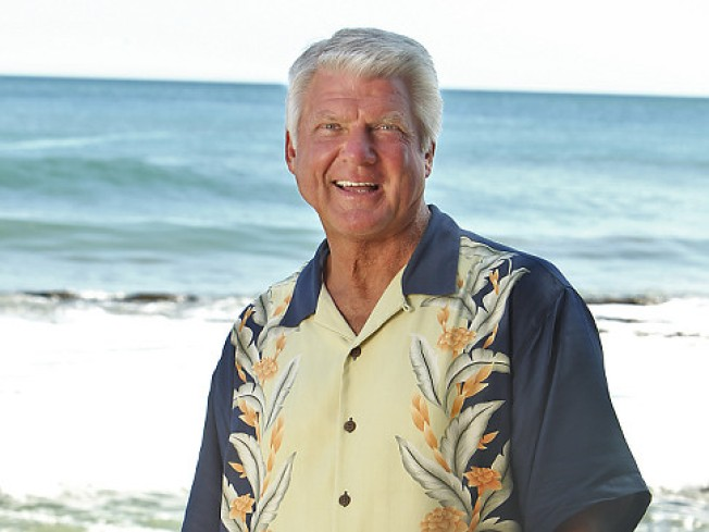 "Super Bowl Coach Jimmy Johnson No ""Survivor"""