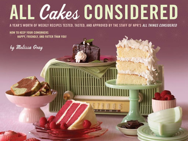"Radio Goo-Goo: ""All Cakes Considered"""