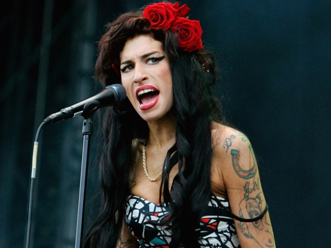 Amy Winehouse: Fashion Designer?