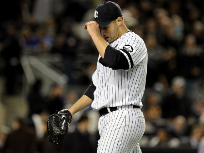 Andy Pettitte: My Heart's Not Where It Needs to Be