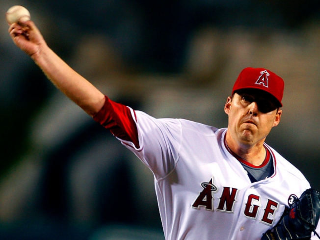 Red Sox Are the Hunted in Angels Win
