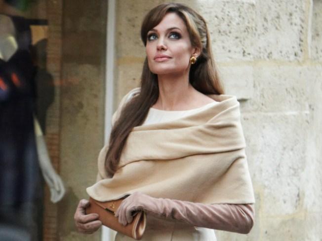 Report: Angelina Jolie 'Keen' On 'Sleeping Beauty' Reboot