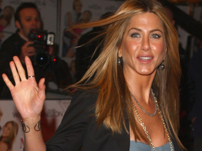 Jennifer Aniston's $56,000 Hairdo