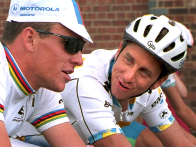 Cyclist Smackdown as LeMond Set to Testify in Armstrong Probe