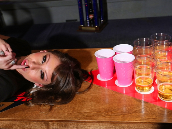 Swine Flu's Latest Victim: Beer Pong