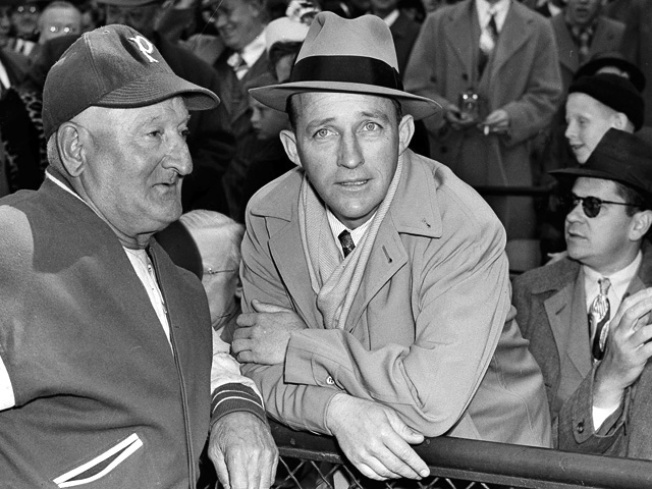 Bing Crosby's Wine Cellar Yields Classic Tape of 1960 World Series
