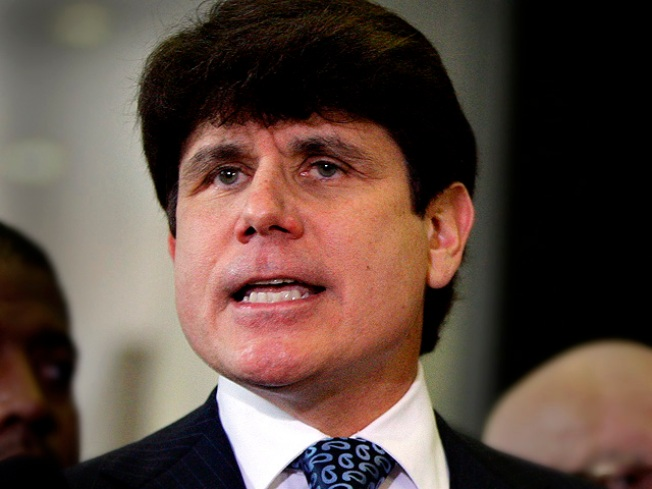 Blagojevich: Let Them Retry Me