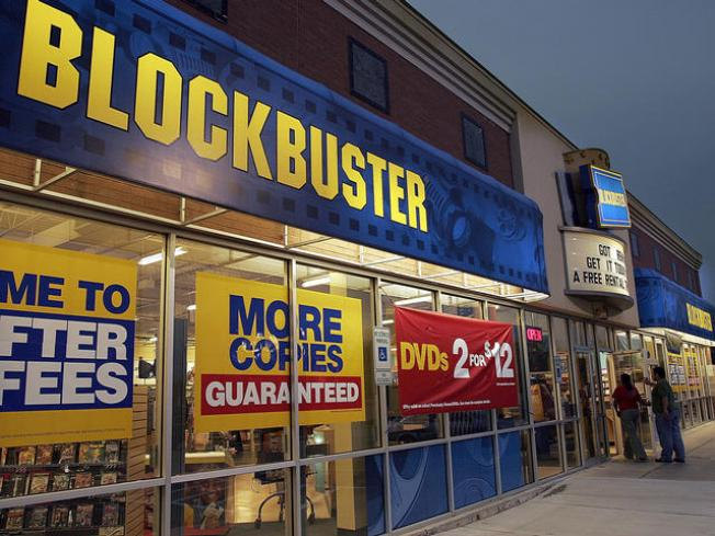 Blockbuster Debuts On-Demand Videos