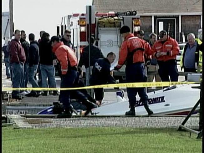 Man, 41, Killed in Speedboat Accident