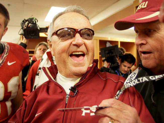 Florida State Legend Bowden: I Was Fired