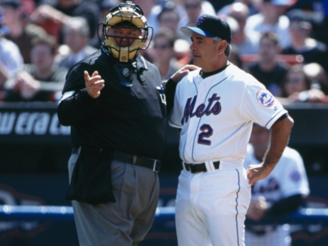 Bobby Valentine Holding on Line Three