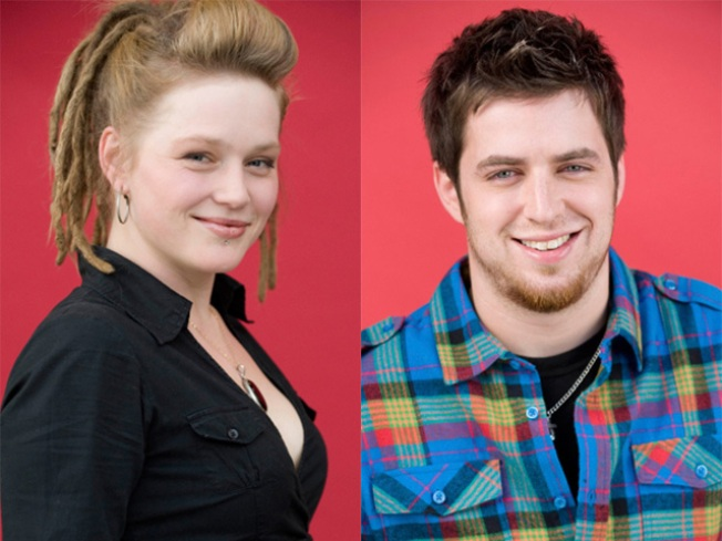 """American Idol""s' Crystal Bowersox, Lee DeWyze Land Record Deals"
