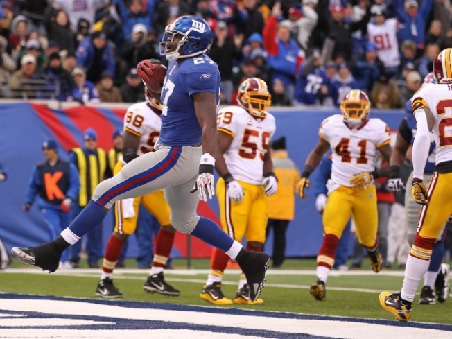 Annihilation and It Feels So Good: Giants Crush Redskins 31-7