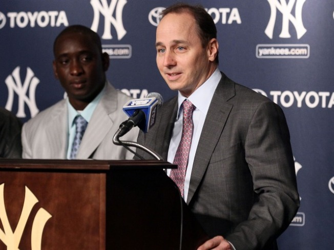 Brian Cashman Said More at Breakfast Than You'll Say All Day