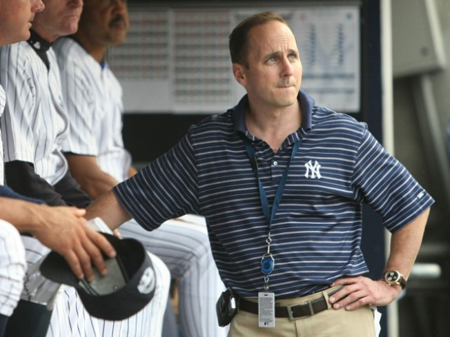 No Doubt That Yankees Are Brian Cashman's Team Now