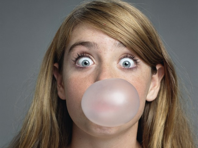 Chewing Gum Improves Math Scores... No Lie