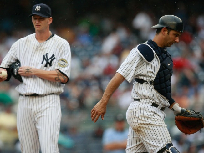 A.J. Burnett, Jorge Posada Revive Their Production of the Odd Couple