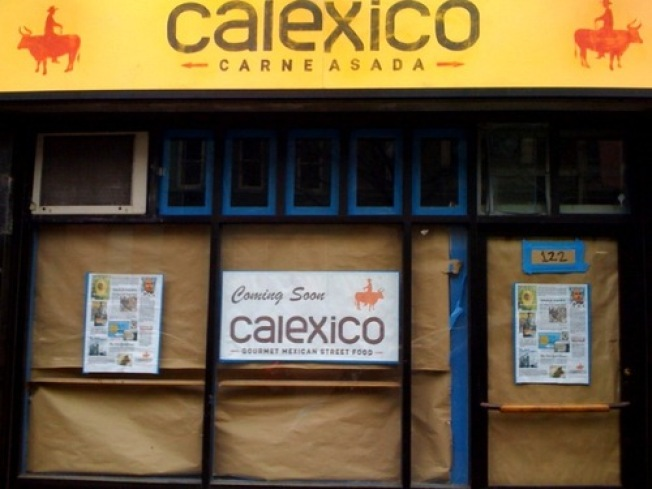 Calexico Food Cart Extends Her Roots