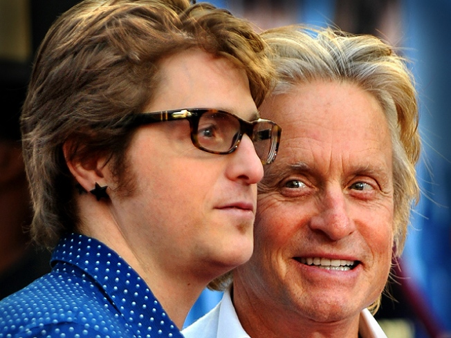 Michael Douglas' Son's Prison Term Doubled for New Drug Offenses