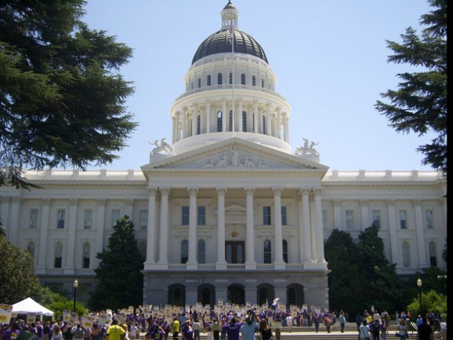California Crisis Deepens:  Are Other States To Follow?