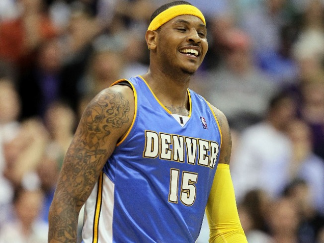Carmelo Anthony Is the Last Entry in the Knicks' Summer of Big Dreams