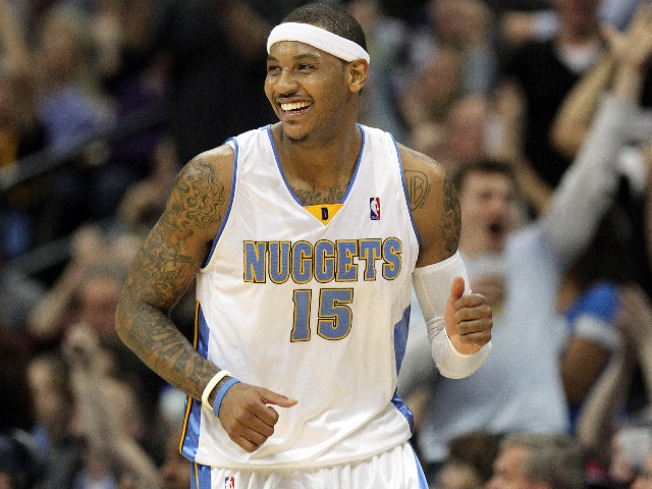 It's Done: Carmelo Anthony Is Your Newest New York Knick
