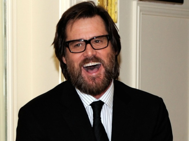 Jim Carrey Tweets Daughter's Wedding News