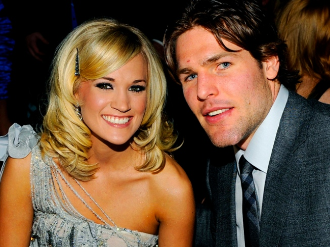 Puck-er Up: Carrie Underwood Marries Hockey Hunk