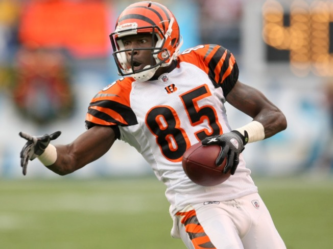 Chad Ochocinco Fined $25k for In-Game Tweeting