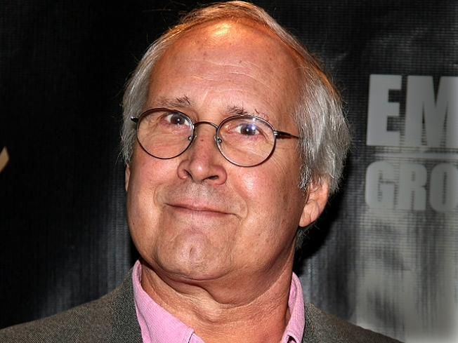 Falling For Chevy Chase All Over Again