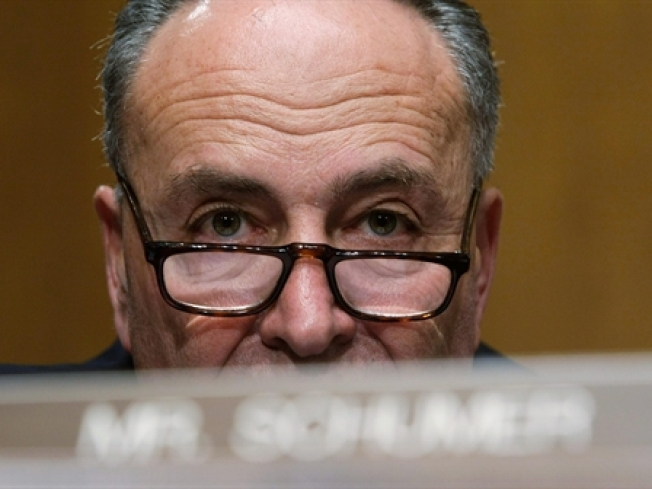 Schumer: Adidas' NBA Jersey Move is Flagrant Foul