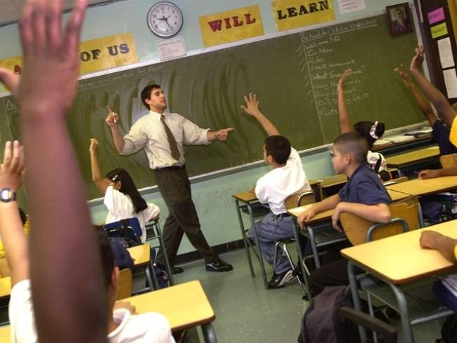 Long Island Teachers Take Pay Cuts to Keep Jobs