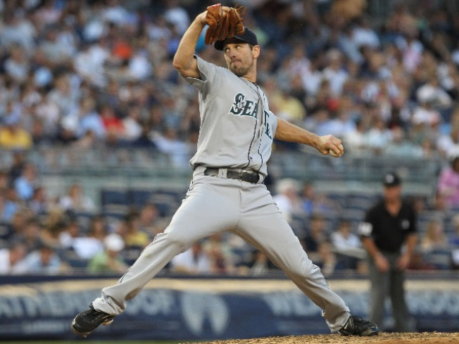 The Yankees Might Be Leaving Seattle With Cliff Lee