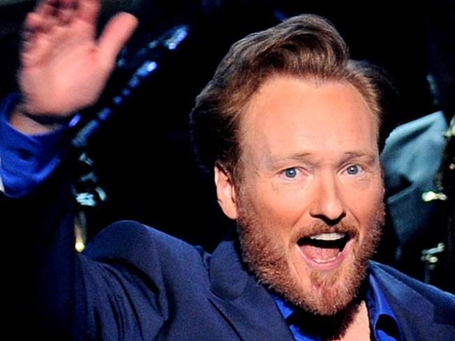 """Conan to Break """"Tonight"""" Silence on """"60 Minutes"""""""