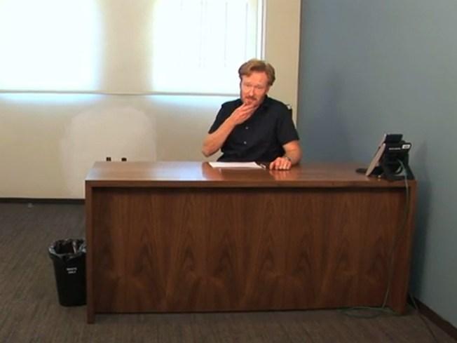 Conan Releases Soapy Promo Vid