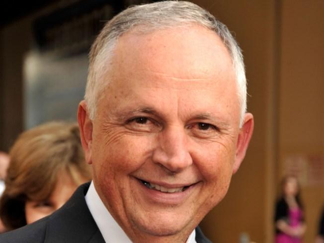 Disney Studio Chief Steps Down