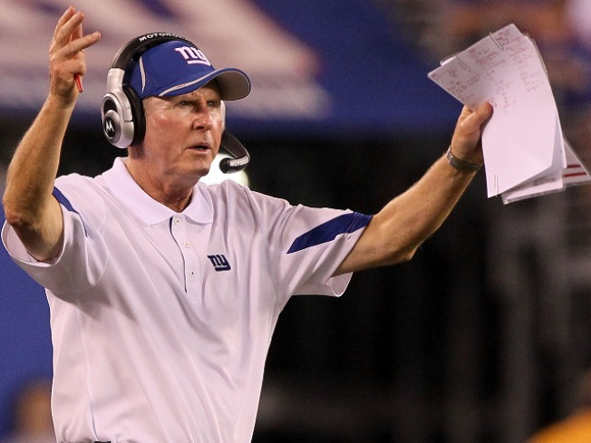 Tom Coughlin's Juggling Skills Will Be Tested This Season