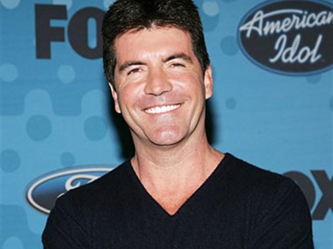 Simon's got short-timer's syndrome on 'Idol'