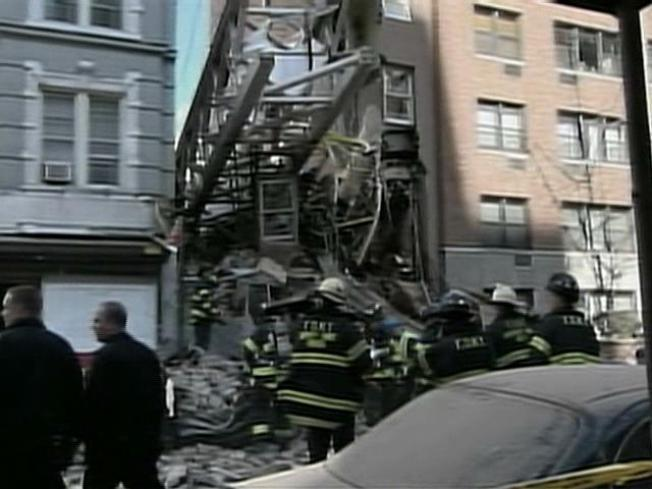 Judge Fines City Over Crane Collapse Documents